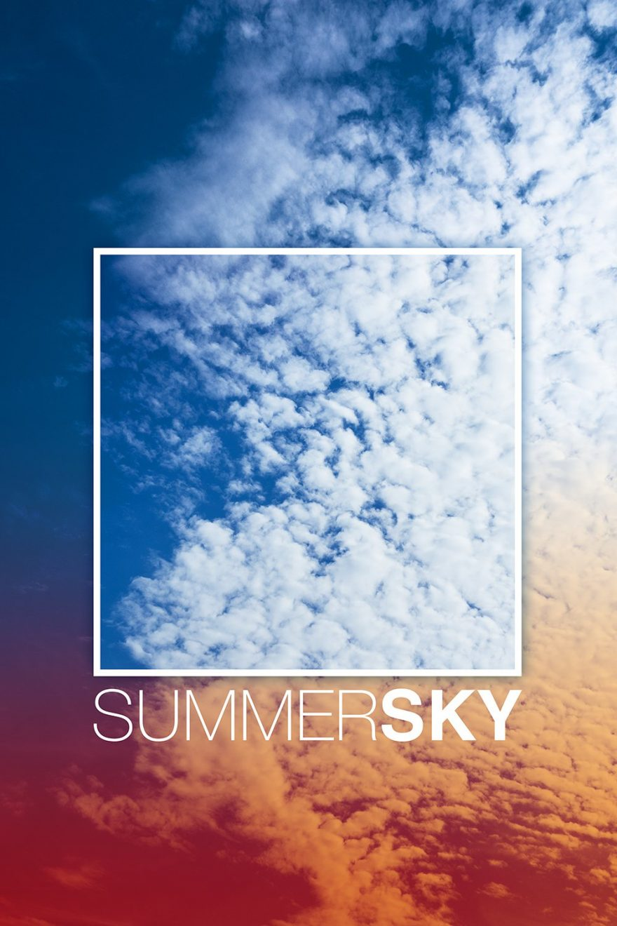 Late-August-Summer-Sky