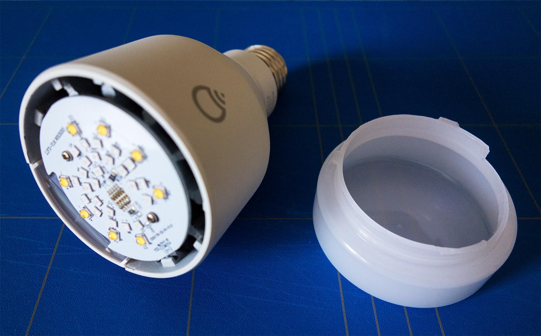 LIFX smart bulb disassembling – Marco Klobas