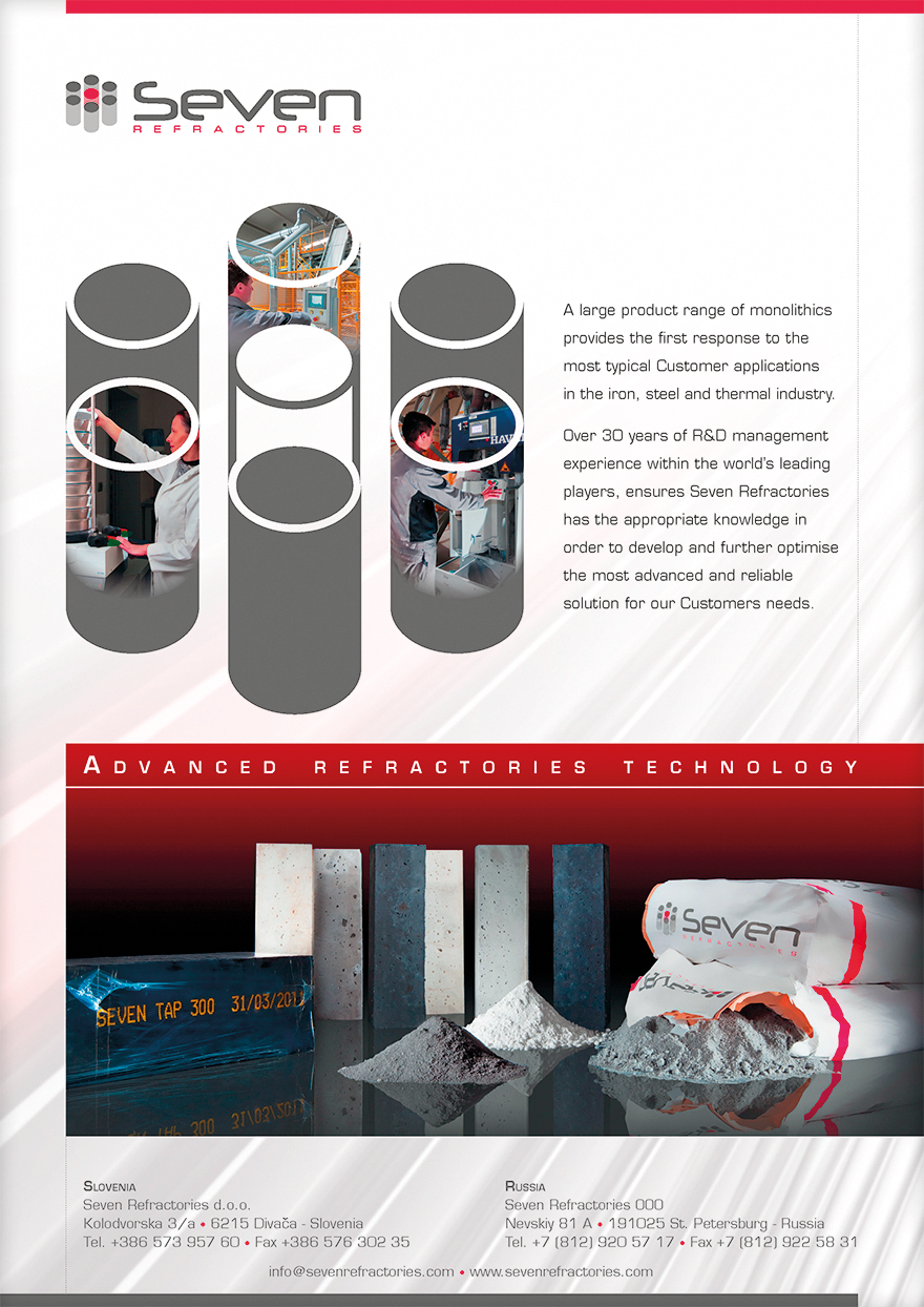 Advertising page.